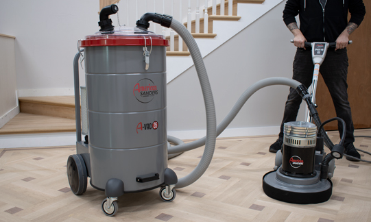Dust Containment Vacuum Systems